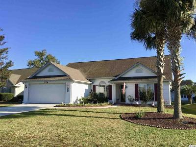 Surfside Beach Single Family Home For Sale: 1610 Montclair Drive
