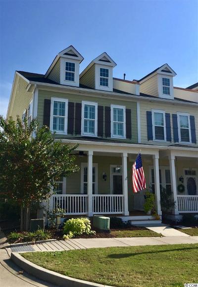 Myrtle Beach Condo/Townhouse For Sale: 830 Shine Avenue #28