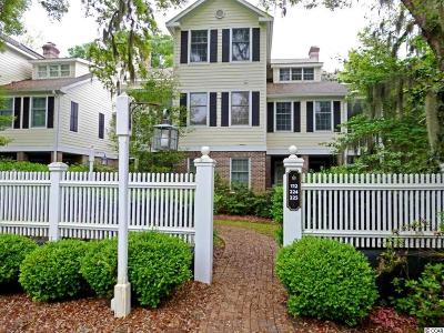 Murrells Inlet Condo/Townhouse For Sale: 1970 Governor's Landing Drive, 112 #112
