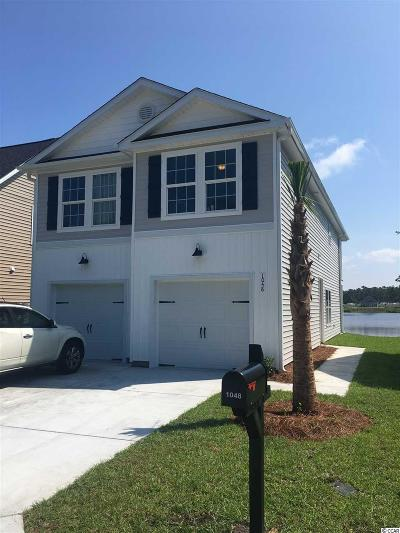 Murrells Inlet Single Family Home For Sale: 1048 Meadowoods Drive
