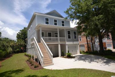 Pawleys Island Single Family Home For Sale: 85 Windy Lane