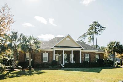 Murrells Inlet Single Family Home For Sale: 78 Cascade Drive