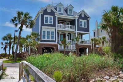 Pawleys Island Single Family Home For Sale: 1187 Norris Dr.