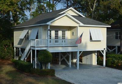 Pawleys Island Condo/Townhouse For Sale: 56 Wallys Way #7
