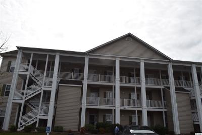 Murrells Inlet Condo/Townhouse Active W/Kickout Clause: 5882 Longwood Dr #101