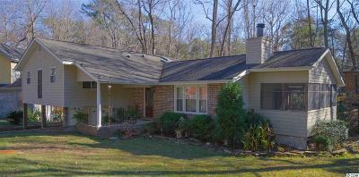Little River SC Single Family Home Active-Pending Sale - Cash Ter: $172,000