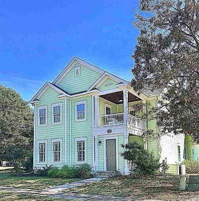 North Myrtle Beach Single Family Home For Sale: 1416 Hunters Rest Drive