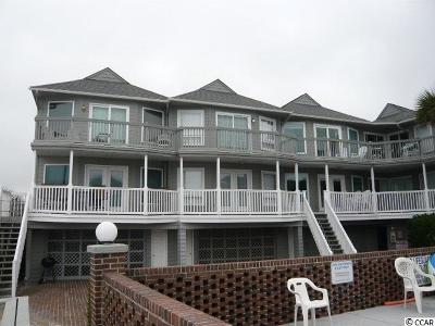 Surfside Beach Condo/Townhouse For Sale: 1217 S Ocean Blvd. #2