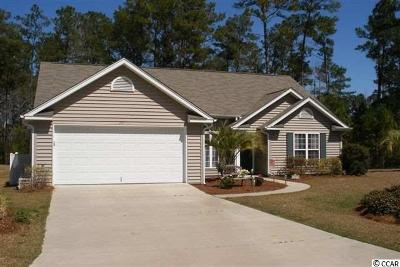 Murrells Inlet Single Family Home For Sale: 207 Covey Pointe Court