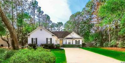 Pawleys Island Single Family Home Active-Pend. Cntgt. On Financi: 623 Linden Circle
