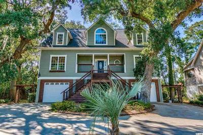 Pawleys Island SC Single Family Home For Sale: $474,900