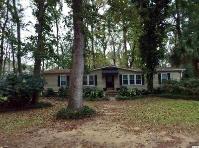 Murrells Inlet Single Family Home For Sale: 391 Di Cindy Lane