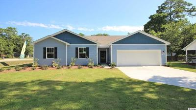 Conway Single Family Home For Sale: Tbd Lot 5 Rialto Drive