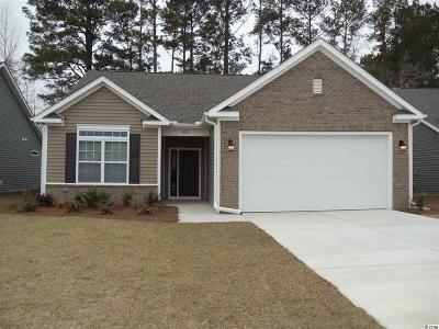 Little River Single Family Home Active-Pend. Cntgt. On Financi: 822 Cypress Way