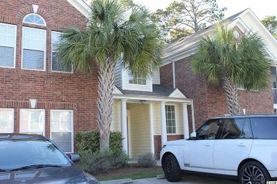 Pawleys Island Condo/Townhouse For Sale: 60 Crane Drive #60B