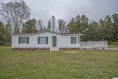 Loris Single Family Home Active-Pending Sale - Cash Ter: 1201 Arbor Road