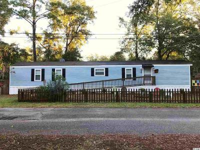 North Myrtle Beach Single Family Home Active-Pend. Cntgt. On Financi: 802 Wayne Street