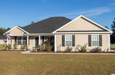Conway Single Family Home For Sale: 470 Oakham Drive