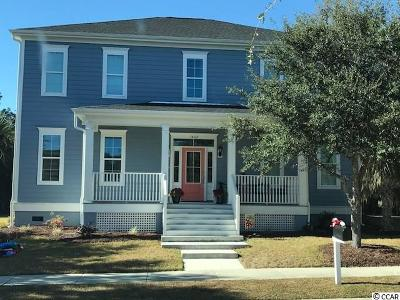 Myrtle Beach Single Family Home For Sale: 619 Boone Hall Drive