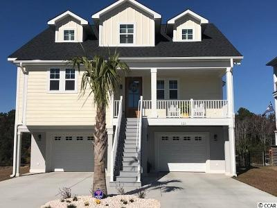 Murrells Inlet Single Family Home For Sale: 18 Flaggpoint Lane