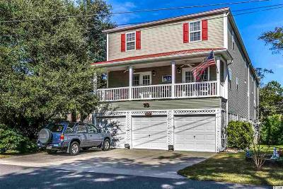 Surfside Beach Condo/Townhouse For Sale: 1029 Lakeside Dr #A