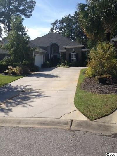Myrtle Beach Single Family Home For Sale: 3768 Bentley Court
