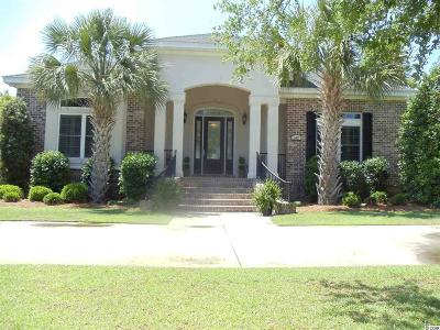Pawleys Island Single Family Home For Sale: 548 Preservation Circle