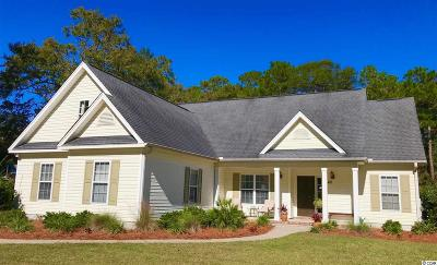 Pawleys Island Single Family Home For Sale: 642 Tyson Drive