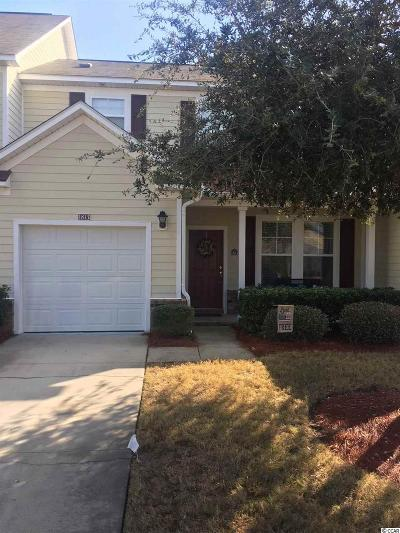 North Myrtle Beach Condo/Townhouse For Sale: 6095 Catalina Dr Unit 1813 #1813