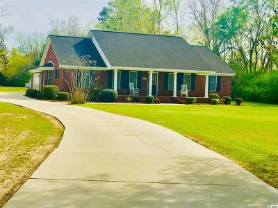Aynor SC Single Family Home Active-Pend. Cntgt. On Financi: $259,900