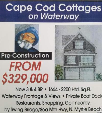 Little River Single Family Home For Sale: 32 Marblehead Court