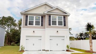 Murrells Inlet Single Family Home For Sale: 1000 Meadowoods Dr.