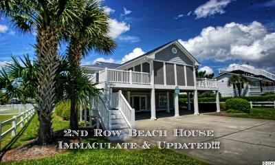 Garden City Beach SC Single Family Home For Sale: $775,000