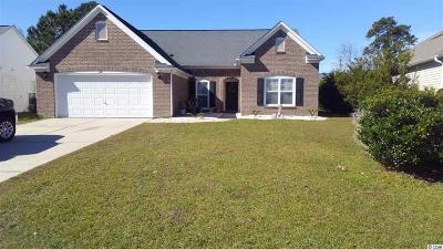 Murrells Inlet Single Family Home For Sale: 22 Riverbend Dr