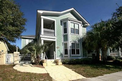 North Myrtle Beach Single Family Home For Sale: 1509 James Island Avenue