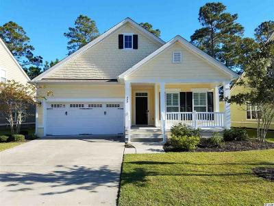 Murrells Inlet Single Family Home For Sale: 223 Simplicity Drive