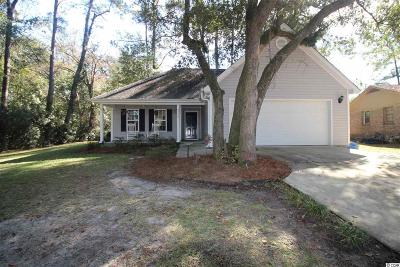 Georgetown Single Family Home For Sale: 2225 Peachtree St