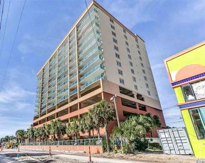 North Myrtle Beach Condo/Townhouse Active-Hold-Don't Show: 1706 South Ocean Blvd #601