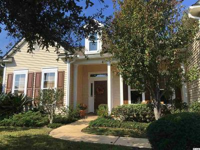 Murrells Inlet Single Family Home For Sale: 37 Saltwind