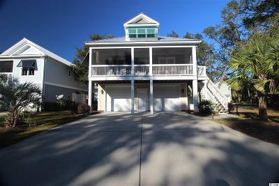Pawleys Island Single Family Home For Sale: 50 Fairview Court