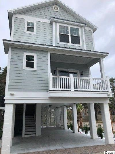 Myrtle Beach Single Family Home For Sale: 2500 Isle Royale Drive