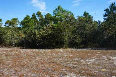 Myrtle Beach Residential Lots & Land For Sale: 505 Dioon Dr.
