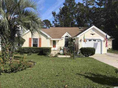 Surfside Beach Single Family Home For Sale: 1914 Tree Circle