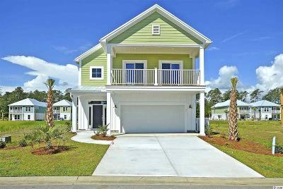 Murrells Inlet Single Family Home For Sale: 531 Chanted Drive
