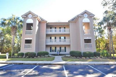 Pawleys Island Condo/Townhouse Active-Pend. Cntgt. On Financi: 532 Blue Stem Drive #53e #53-E