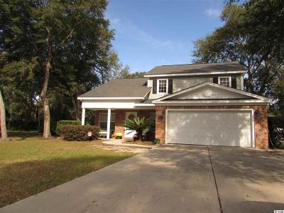 Murrells Inlet Single Family Home Active-Pend. Cntgt. On Financi: 4776 New River Rd