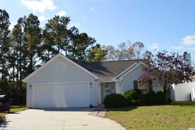 Surfside Beach Single Family Home Active-Pend. Cntgt. On Financi: 131 Wagon Wheel