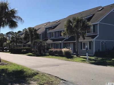 Surfside Beach Condo/Townhouse For Sale: 1890 Colony Drive #17-N