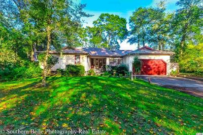 29572 Single Family Home For Sale: 1020 Waterway Lane
