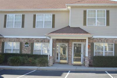 Little River Condo/Townhouse Active-Pending Sale - Cash Ter: 10970 Barnacle Lane #A-4